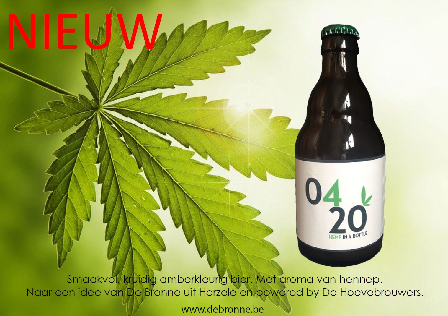 hemp in a bottle